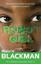 Robot Girl, Blackman, Malorie, New, Paperback