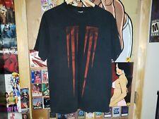 Vtg Marilyn Manson Eat Me Drink 2007 Sz M L Concert Tour Band T Shirt Rock Metal