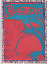 Psychotronic Video Magazin #3 Mondo Sid Haig Wings Hauser Electric Eels Horror