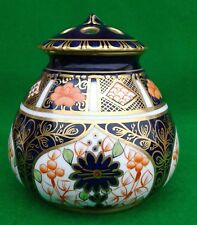 ROYAL CROWN DERBY IMARI pot pourri Pot & Couvercle.