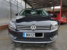 VW PASSAT B7 2012 2.0 TDI 6 SPEED MANUAL COMPLETE FRONT END IN BLACK