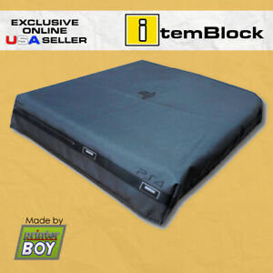 PS4 Playstion 4 Slim Console System Dust Cover (Exclusive eBay US Seller)
