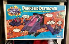 Kenner Super Powers Darkseid Destroyer New in Factory Sealed Box 1985