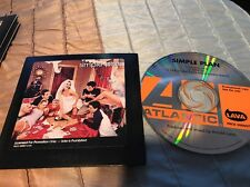 SIMPLE PLAN I'm Just A Kid CD Single PROMO Atlantic 2002 3-Song Sampler Rare