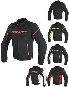 Dainese Air Frame D1 Men's Biker Jacket Airy Summer Touring Jacket Short