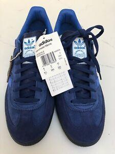 Adidas x Oi Polloi Manchester MRN Marine SPZL UK8 BB0534 08/2016 BNIBWT RARE