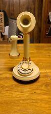 Candlestick Telephone Cream American Telecommunication Corp