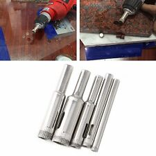5 Pcs Diamond Hole Saw Drill Bits Set Tile Ceramic Cutter Glass Marble 5mm-12mm