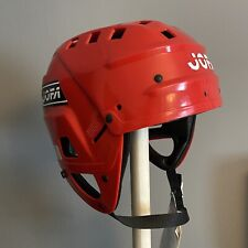 Jofa hockey helmet 280 vintage classic red 54-59 size Brand New condition!