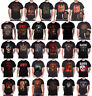 Official Slayer T Shirt Band Logo Repentless reign in blood thrash metal mens