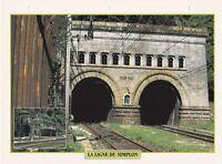 Trains de Légende 7 - Fiche Réseau Suisse - La ligne du Simplon
