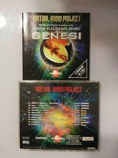 COMPILATION - VIRTUAL AUDIO PROJECT - GENESI  (CYBERTRACKS)  -  CD
