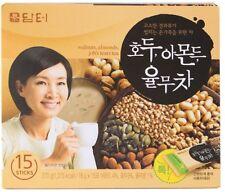 Damtuh Walnut Almond Job's tears Adlay Tea 15sticks Korean Food Powdered TEA