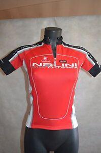 Football Jersey Bicycle NALINI Base Wear New Size 10 Years
