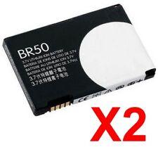 Lot Of 2 Oem Motorola Br50/Br56 Battery for Razr V3 V3c V3i V3m V3r V3t