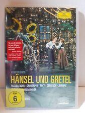 ENGELBERT HUMPERDINCK HÄNSEL UND GRETEL Hansel and Gretel vg DVD OPERA Unitel A+