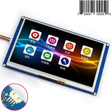 """7.0"""" Nextion HMI Intelligent USART Serial TFT LCD Module Display w/ Touch Panel"""