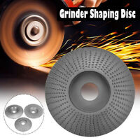 Carbide Grinding Wheel Wood Sanding Carving Shaping Disc Angle Grinder 85/100mm