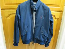 Hackett Harrigton Jacket Medium NEW Navy Blue RRP £195