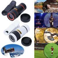 Universal 8X Zoom Optical Telephoto Telescope Lens for Phone Camera