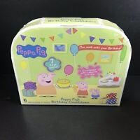 Peppa Pig Birthday Countdown Calendar Surprises Each Day For A Week