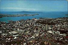 NEUSEELAND New Zealand AUCKLAND Aerial View City Postcard Luftbild-AK