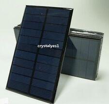 1PC 1.6W 5.5V 266mA Mini Solar Panel Module Solar System Solar Cell Charger DIY