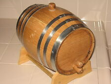 OAK BARRELS 10 LITER FOR WHISKEY OR SPIRITS