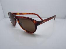 New Authentic LACOSTE L608S 218 Tortoise Aviator Sunglasses w/ Case