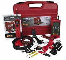 Power Probe Auto Electrical Testing Kit with Cat IV Multimeter & Leads PPROKIT01