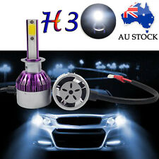 H3 LED Fog Light Globe Bulbs Headlight Driving Daytime Lamp DRL White 360W 6000K
