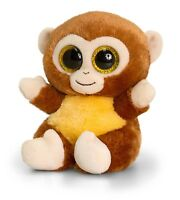 Beanie Soft Toy Plush Animal Cute Large Glitter Eyes Keel Toys 15cm Animotsu