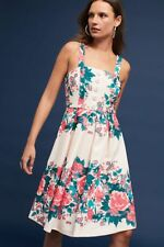 NEW Anthropologie Tracy Reese Magnolia Dress Size 10