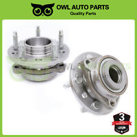 2 Front Wheel Hub Bearing Assembly for Chrysler Concorde Intrepid Vision 513089