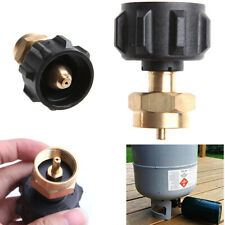 Thread Canister Valve Gas Propane Propane Refill Adapter Cylinder Coupler