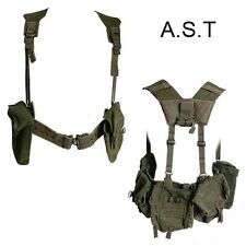 BRITISH ARMY 58 PATT WEBBING SET