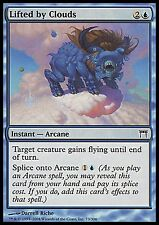 Lifted by Clouds FOIL GOOD HEAVY PLAYED Champions MTG Magic Cards Blue Common