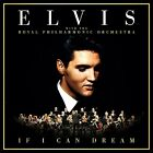 ELVIS PRESLEY IF I CAN DREAM CD - RELEASED 2015 (ROYAL PHILHARMONIC ORCHESTRA)