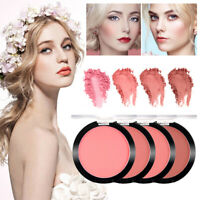 SACE LADY Makeup Blush Long Lasting Pigmented Baked Cheek Rouge Matte j7yH