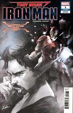 TONY STARK IRON MAN #1 PREMIERE VARIANT 2perStore COVER Z-A Bagged & Boarded NM