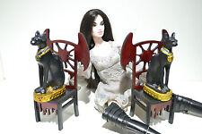Chair for Dolls of Dracula The Brides of Dracula VAMPIRE BJD 1/12 diorama 1 pcs