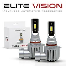 Elite Vision Astrea LED Headlight Conversion Kit 9005 9006 for Low/High Beam