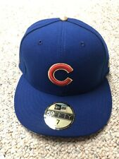 NWT New Era Chicago Cubs Royal 2016 Gold Program World Series Champions 7
