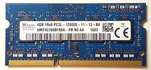 NEW - Original Dell Latitude E6540 E6440 E5540 4 GB Memory module DDR3L 1600-MHz