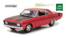 1/18 Greenlight DDA 1970 Chrysler Valiant VG Pacer 245 HEMI Red Ltd Ed of 708