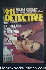 """911 Detective"" October 1979 Assault Cover"