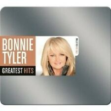 """BONNIE TYLER """"STEEL BOX COLLECTION GREATEST HITS"""" CD"""