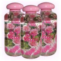 Pure Bulgarian Rose water Cleansing Toner 3x250ml