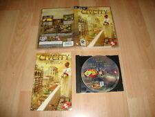 CIVCITY ROMA DE TAKE TWO ESTRATEGIA PARA PC USADO COMPLETO
