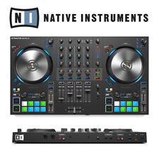 Native Instruments Traktor Kontrol S3 4-Channel DJ Controller inc Traktor Pro 3